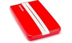 Verbatim GT SuperSpeed 500GB Red