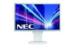 NEC MultiSync E223W White