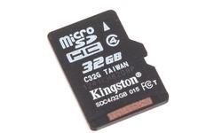Kingston MicroSDHC Class 4 32GB