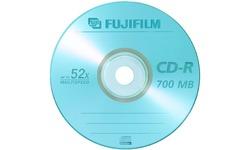 Fujifilm CD-R 52x 10pk Spindle