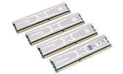Kingston HyperX Anniversary 16GB DDR3-2400 CL11 quad kit