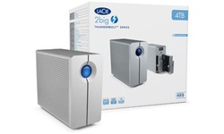 LaCie 2big Thunderbolt 4TB