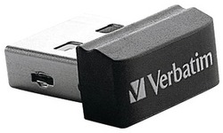 Verbatim Store 'n' Stay Nano 8GB Black