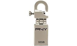 PNY Micro Hook Attaché 32GB