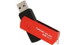 Dane-Elec Sport Drive 8GB Red