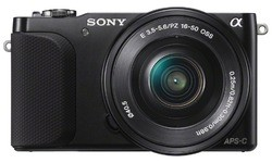 Sony NEX-3N 16-50 kit Black