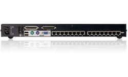 Aten 16-Port Cat 5 KVM Switch with Daisy-Chain Port