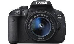 Canon Eos 700D 18-55 kit