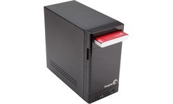 Seagate Business Storage 2-bay 6TB