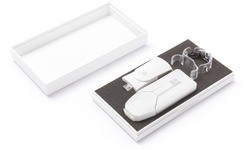 Neo Reflection Wireless 3D Finger Mouse White