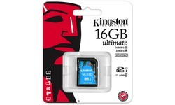 Kingston SDHC UHS-I Ultimate 16GB