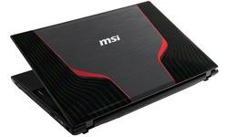 MSI GE70-i760M287B