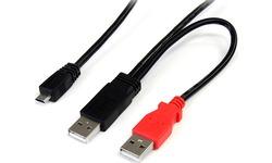 StarTech.com USB2HAUBY3