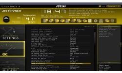 MSI Z87 MPower