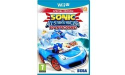 Sonic & All-stars Racing Transformed (Wii U)