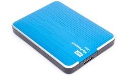 Western Digital My Passport Ultra 500GB Blue