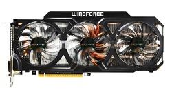 Gigabyte GeForce GTX 770 WindForce OC 4GB