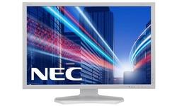 NEC MultiSync PA242W White