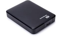 Western Digital Elements Portable 2TB Black