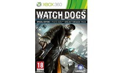 Watch Dogs Special Edition (Xbox 360)