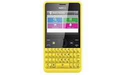 Nokia Asha 210 Yellow