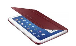 """Samsung Book Cover Red (Galaxy Tab3 10.1"""")"""