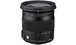 "Sigma 17-70mm f/2.8-4 DC Macro OS HSM ""C"" (Canon)"