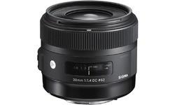Sigma 30mm f/1.4 DC HSM Art (Canon)