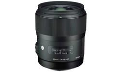 Sigma 35mm f/1.4 DG HSM Art (Pentax)