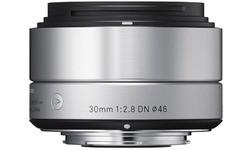 Sigma NEX 30mm f/2.8 DN Art Silver (Sony)