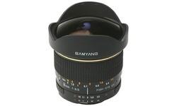 Samyang 8mm f/3.5 Fisheye (Samsung)