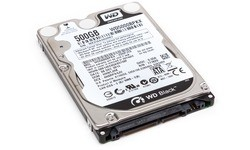 Western Digital Scorpio Black 500GB (SATA3)