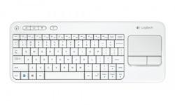 Logitech K400 Wireless Touch Keyboard White