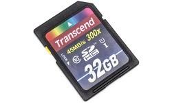 Transcend Premium SDHC UHS-I 300x 32GB