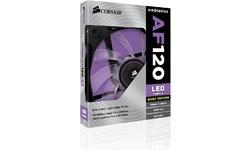 Corsair AF120 LED Purple Quiet Edition