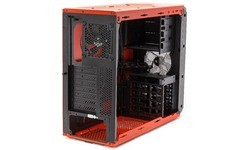 Corsair Graphite 230T Orange Window