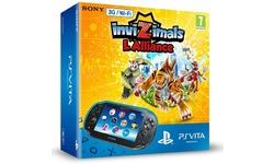 Sony PlayStation Vita + Invizimals: De Bondgenoten