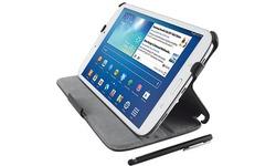 """Trust Stile Folio Stand + Stylus (Galaxy Tab3 8.0"""")"""