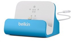 Belkin Charge + Sync Dock Blue (iPhone 5)