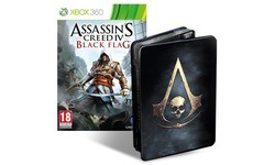 Assassin's Creed IV: Black Flag, Skull Edition (Xbox 360)