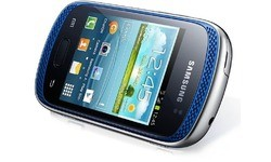 Samsung Galaxy Music Blue