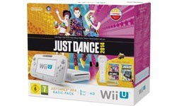 Nintendo Wii U Basic Black + Just Dance 2014