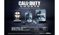 Call Of Duty: Ghosts, Hardened Edition (PlayStation 3)