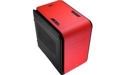 Aerocool Dead Silence Cube Red Window