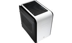 Aerocool Dead Silence Cube Black/White Window