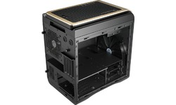 Aerocool Dead Silence Cube Gold Window