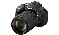 Nikon D5300 18-140 kit Black