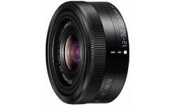 Panasonic Lumix G 12-32mm f/3.5-5.6 Black