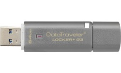 Kingston DataTraveler Locker+ G3 64GB