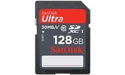 Sandisk Ultra SDXC UHS-I 128GB